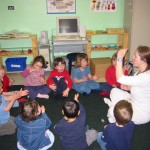 kids yoga teacher training, yoga for children