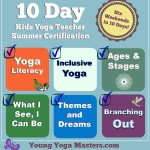 6 Tips from 6 Kids Yoga Teacher Training Weekends