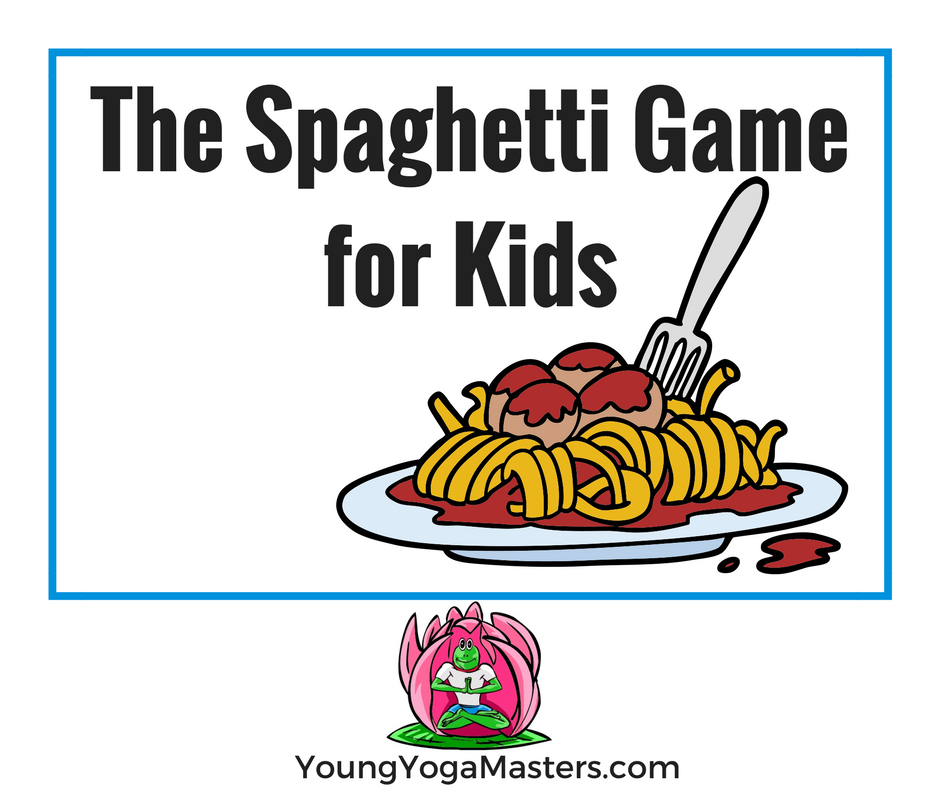 the spaghetti game