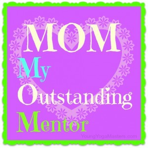 mom acrostic poem for kids yoga class