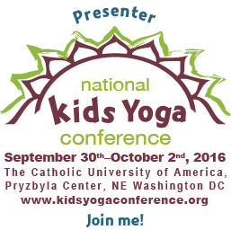National Kids Yoga Conferece Discount Code: YoungYogaMasters for 10% OFF!